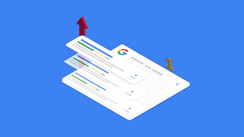 Comment apparaître en premier sur Google ?