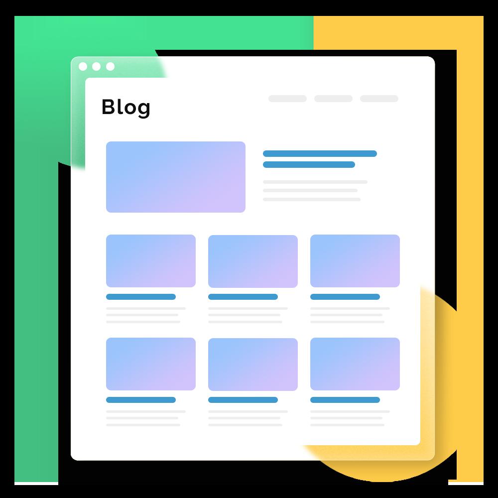 creation blog