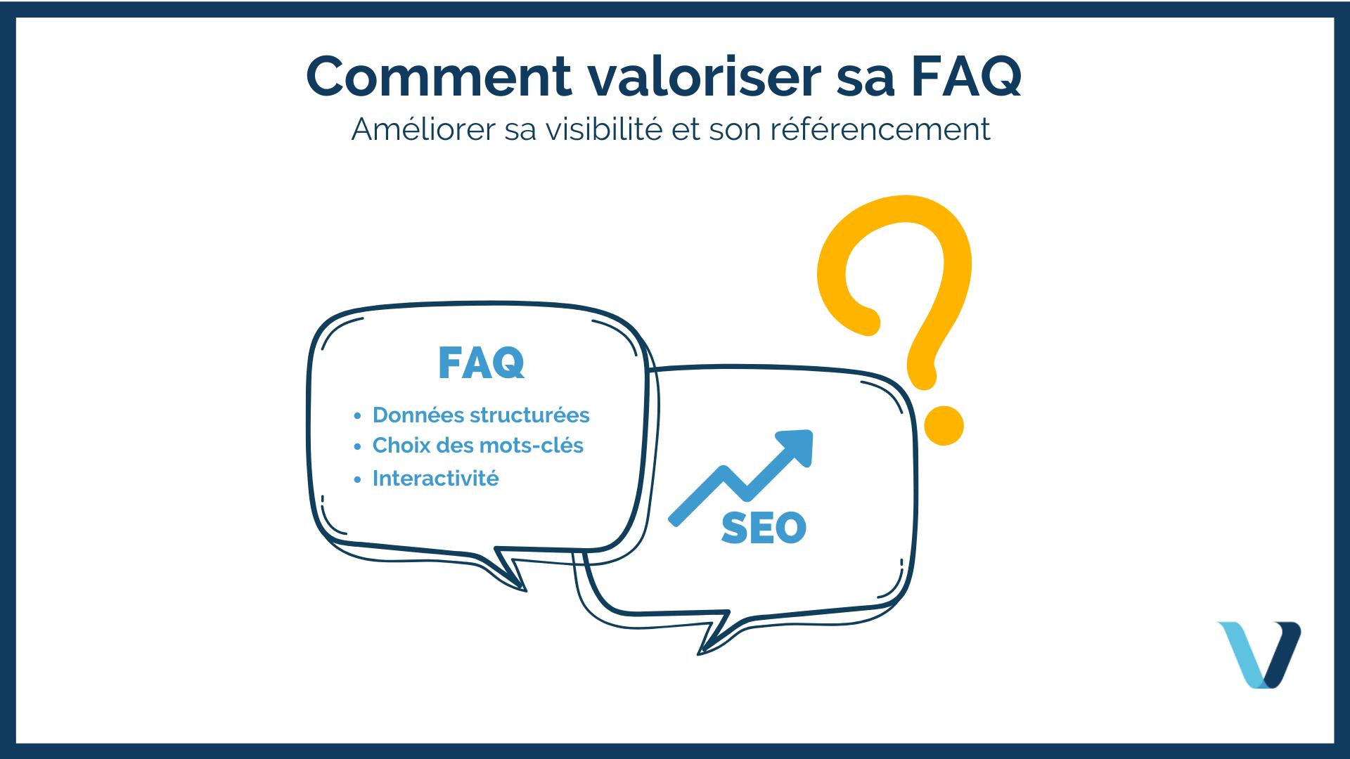 Comment valoriser une FAQ sur Google pour le SEO ?