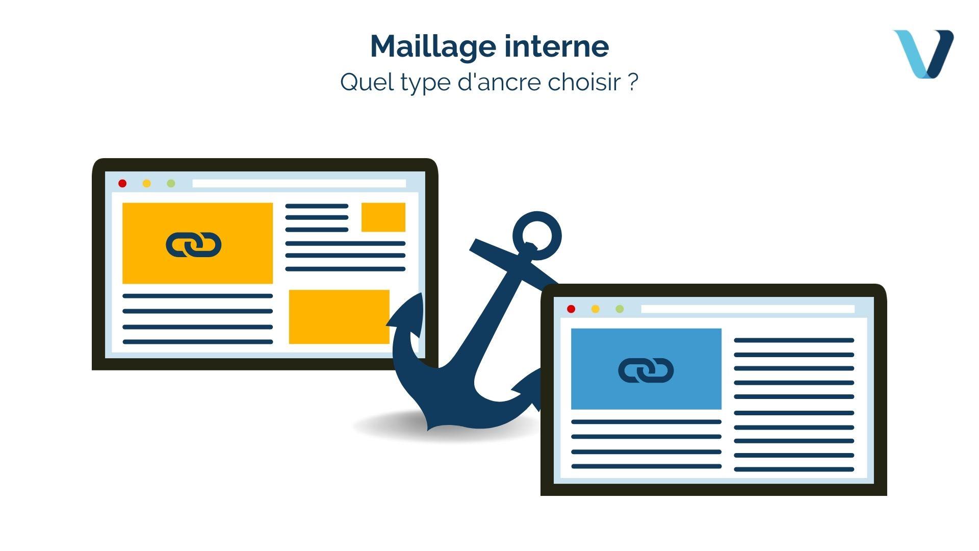 Maillage interne : quel type d'ancre de lien choisir ?